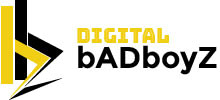 DIGITAL bADboyZ Logo