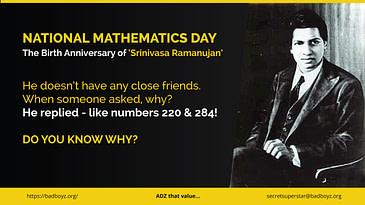 national-mathematics-day