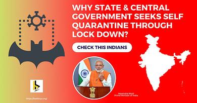 Narendra modi government lock down
