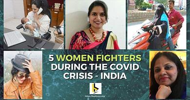 women fighters of india during corona - badboyz