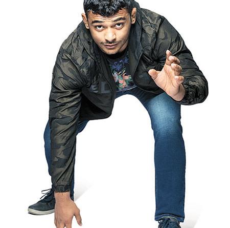Deepak Punia, freestyle wrestler