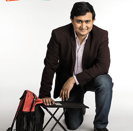 Eshan Sadasivan, Founder & CEO, PROSOC Innovators Pvt Ltd