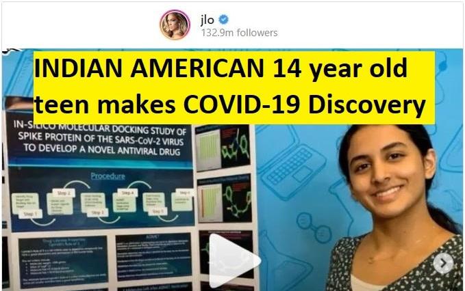 14 year old covid discovery-badboyz
