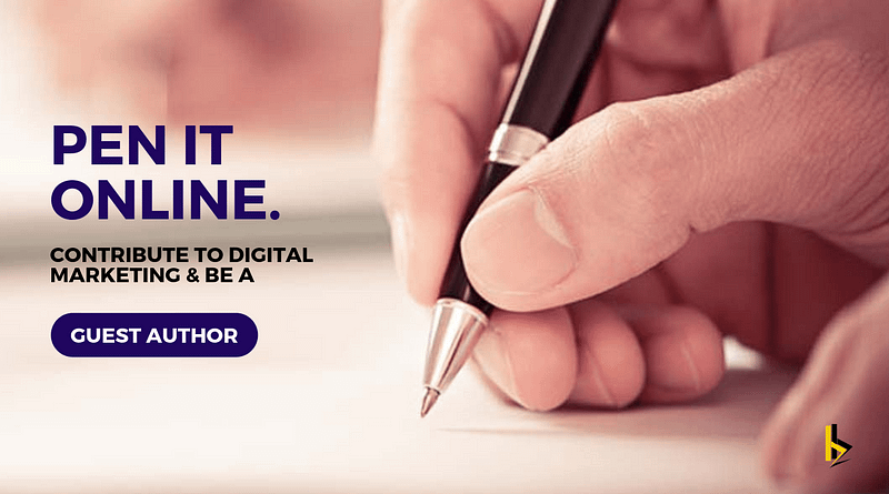 Pen it online - contribute to digital marketing