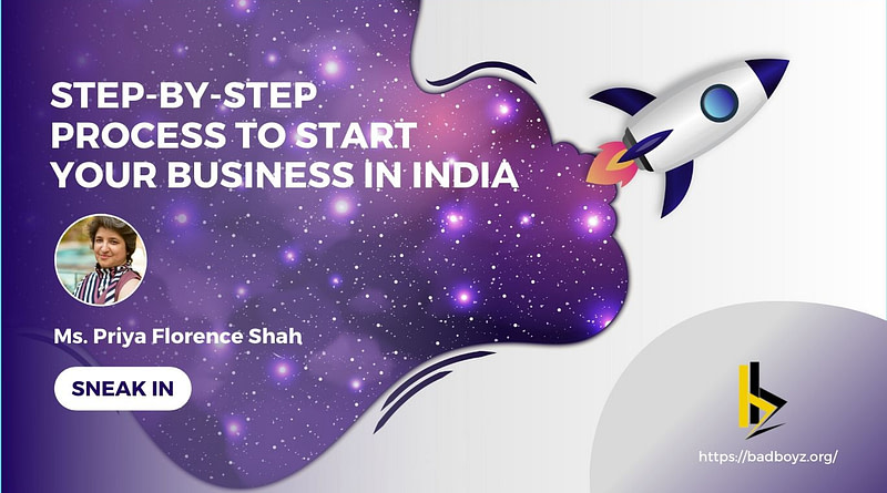 How to start Business in India - badboyz