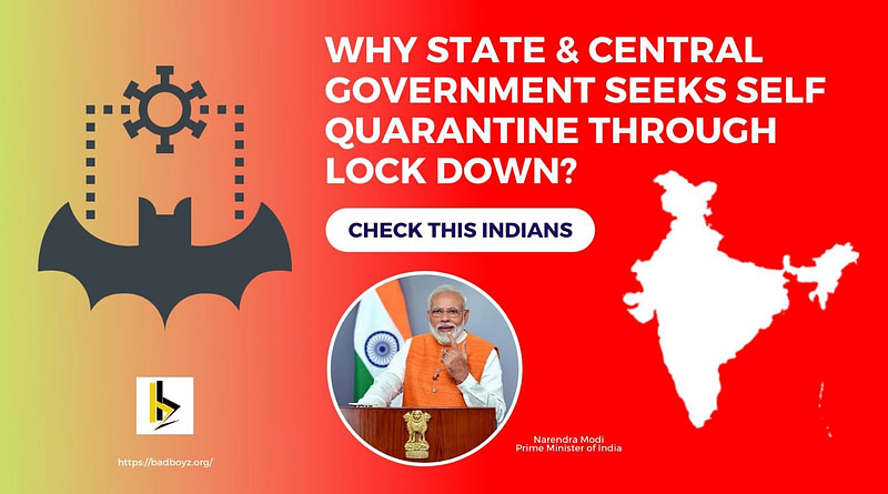 Narendra modi government lock down