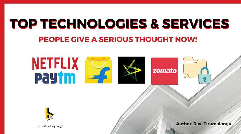 Top Technologies & Services - badboyz Blog